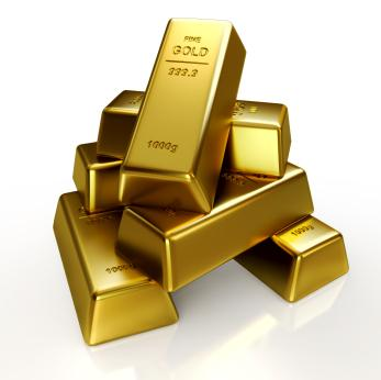Fiscal Cliff Worries Send Gold Sharply Lower