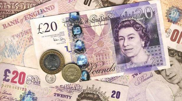 Sterling Rises Following Better than Expected Services PMI