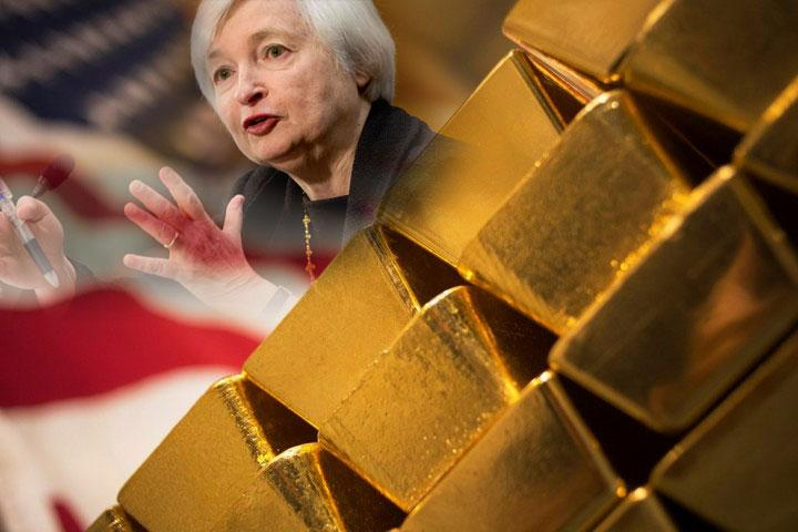Gold Traders Prepare For Federal Reserve Decision