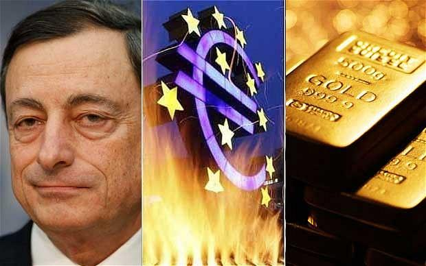 Gold Steady Ahead Of ECB