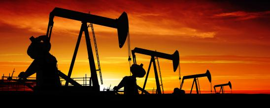 Crude Oil Plunges on Oversupply Fears