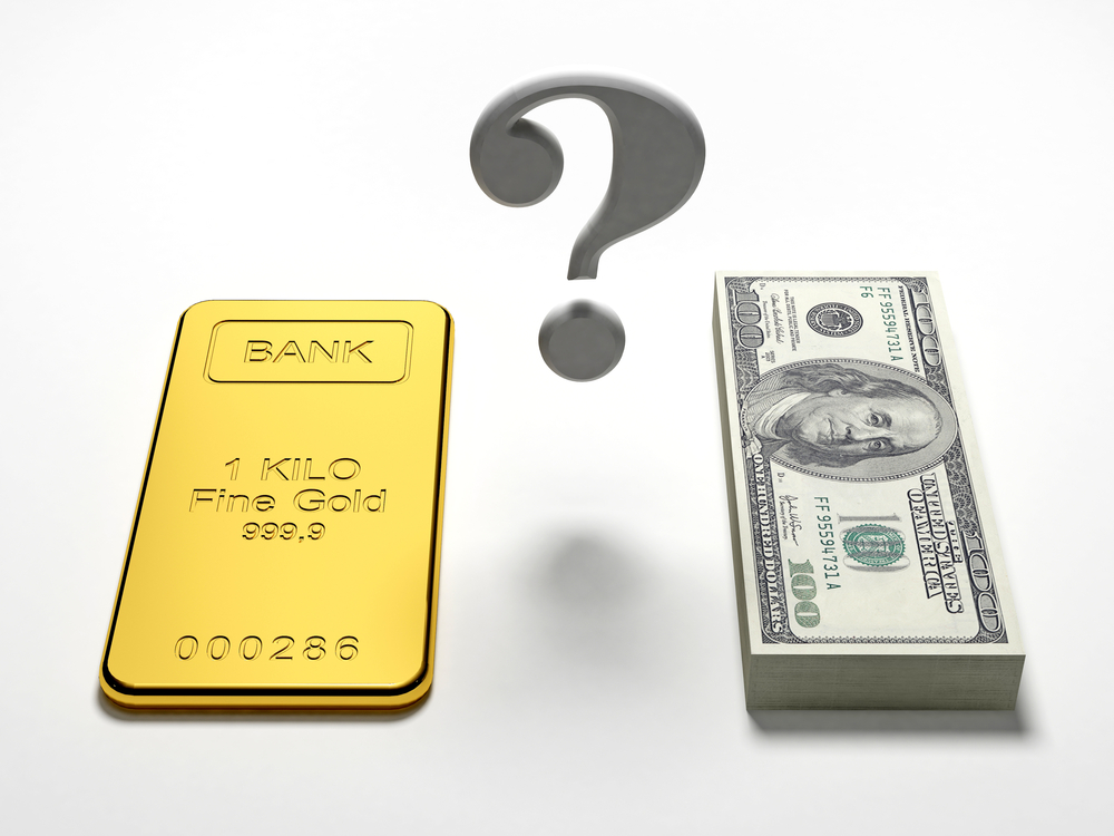 Gold Continues To Show Weakness