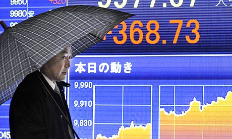 Strong Yen Pushing The Nikkei Lower, Oil Drops on Output Cut Doubts