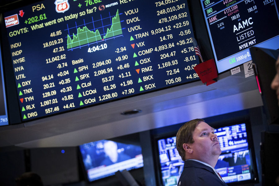 Topsy Turvy Day in the Markets Throws Traders Off Balance