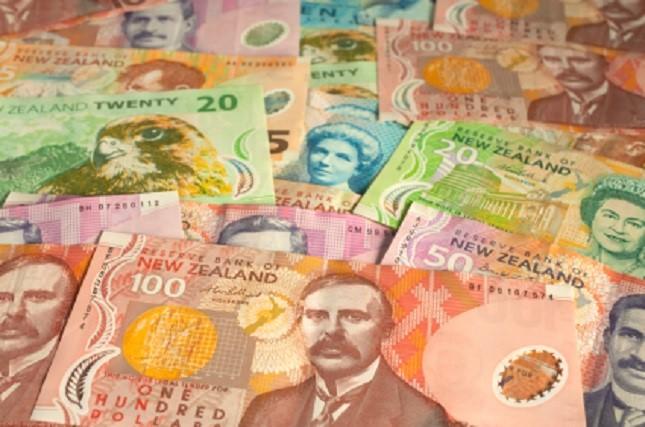 NZD/USD Flat Bottom Descending Pattern Shaping Up
