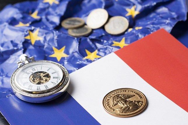 EUR/USD Gapped Higher After Macron Won