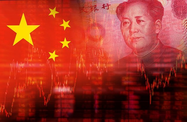 Chinese Yuan Falls After Moody's Downgrade
