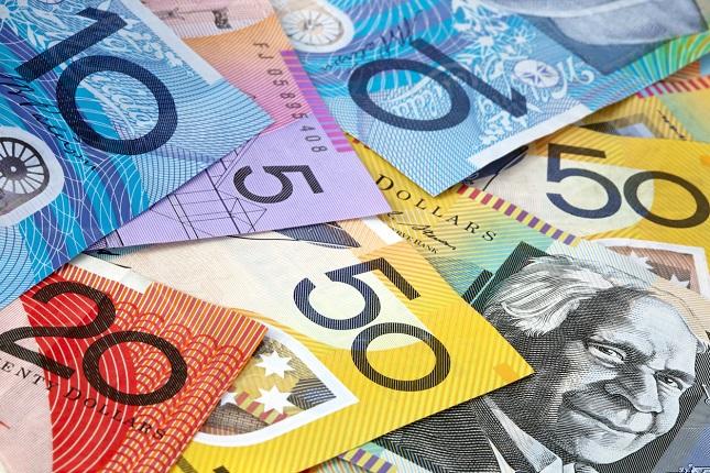 Aussie Down as Chinese Economic Data Overshadows Australian Reports