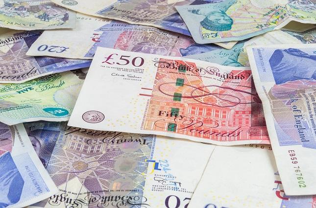 Great Britain Pound Steady, Undeterred by Poor Economic Data