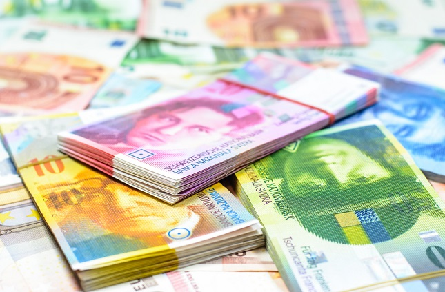 Swiss Franc Notes