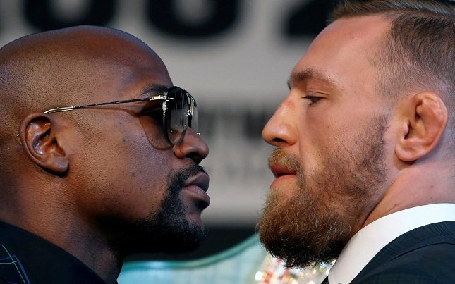 Mayweather vs. McGregor: The Money Fight is All About Money
