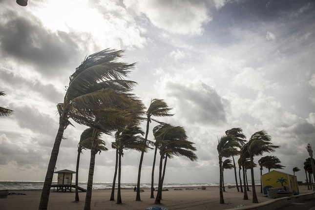 Harvey & Irma Effects Still Evident, December Rate Hike Chances Increased Post Yellen's Speech
