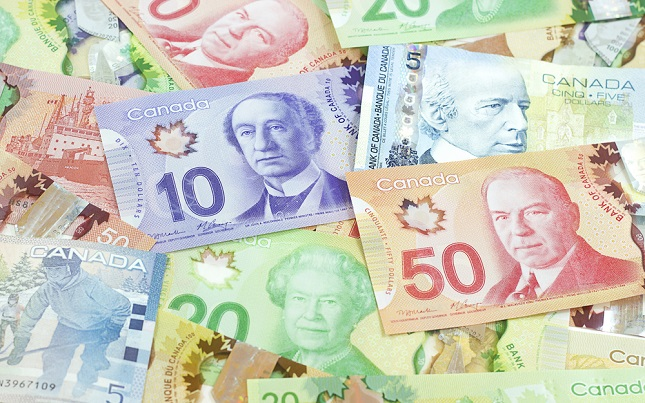 USD/CAD is Riding Momentum From Higher Time Frames