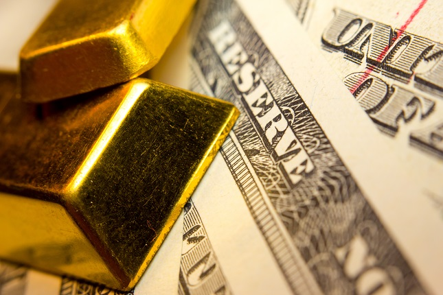 Gold Bearish Zig Zag Confluence at 61.8 and 78.6 Fib