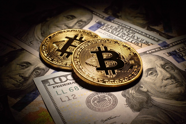 Bitcoin Surges for Second Day in Row, Breaks $15,000