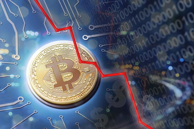 Nervous Investors React with Subdued Trading, Bitcoin Crashes 15%