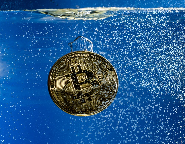Is Bitcoin Skiing Downhill?