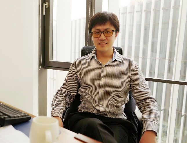 Interview with Ziqi Chen, Cortex Labs CEO