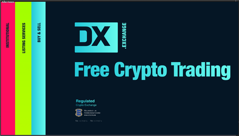 DX.Exchange – An Impressive New Cryptocurrency Exchange Nearing Launch