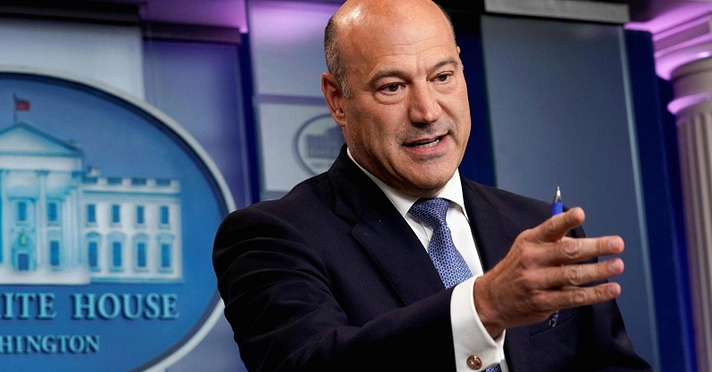 """Gary Cohn: """"The World will Have a Global Cryptocurrency at Some Point"""""""