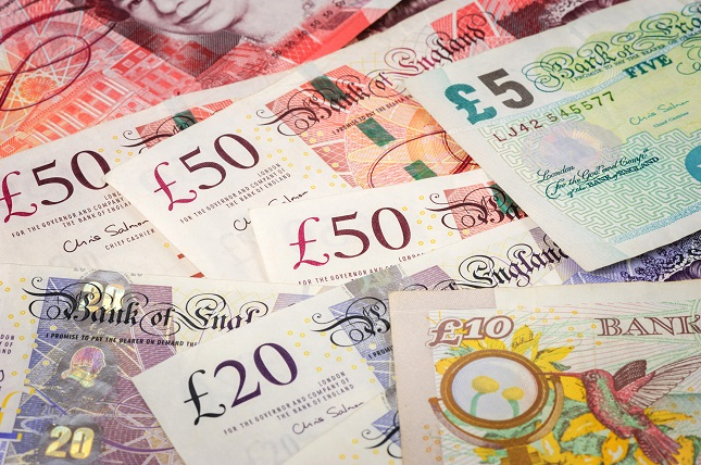 The British Pound in Need of Support