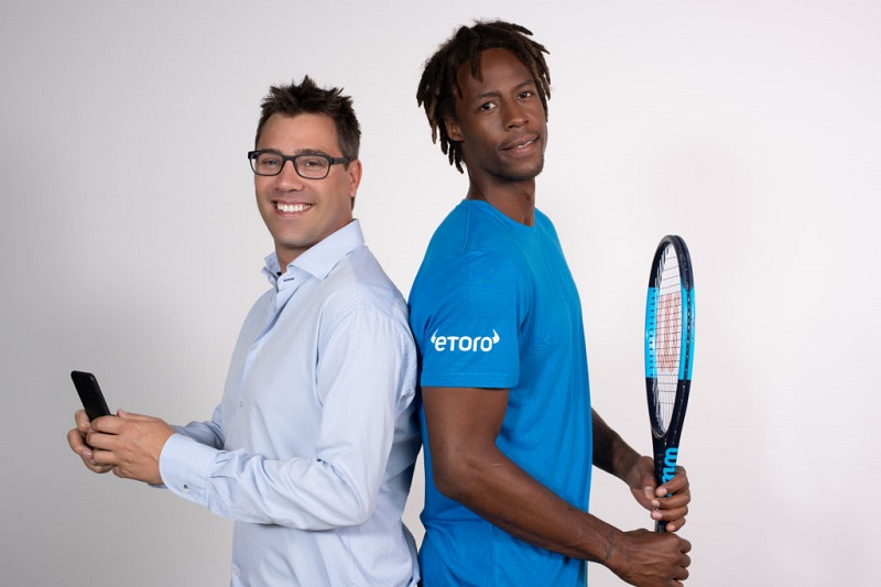 Gael Monfils: A Pro Tennis Player on the Court and a Trader on eToro