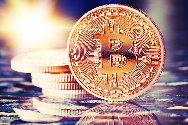 Bitcoin Gains as Global Equity Indexes Slump