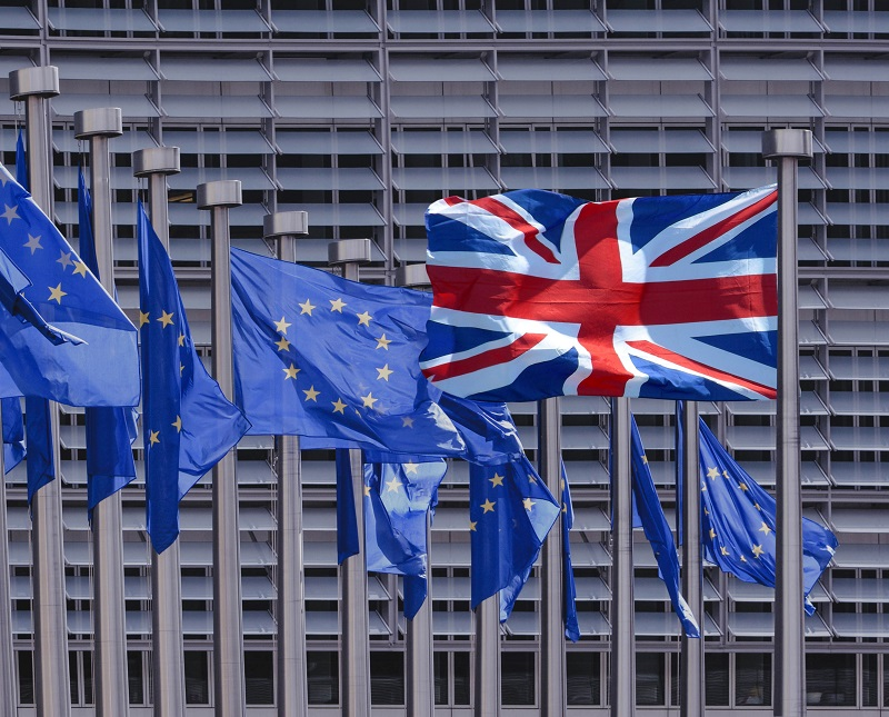 Reports UK is Prepared to Stay Within EU Customs Union Send GBP Higher