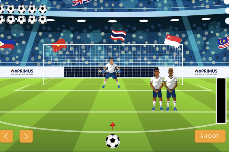FXPRIMUS Announces the World Cup Giveaway Online Game