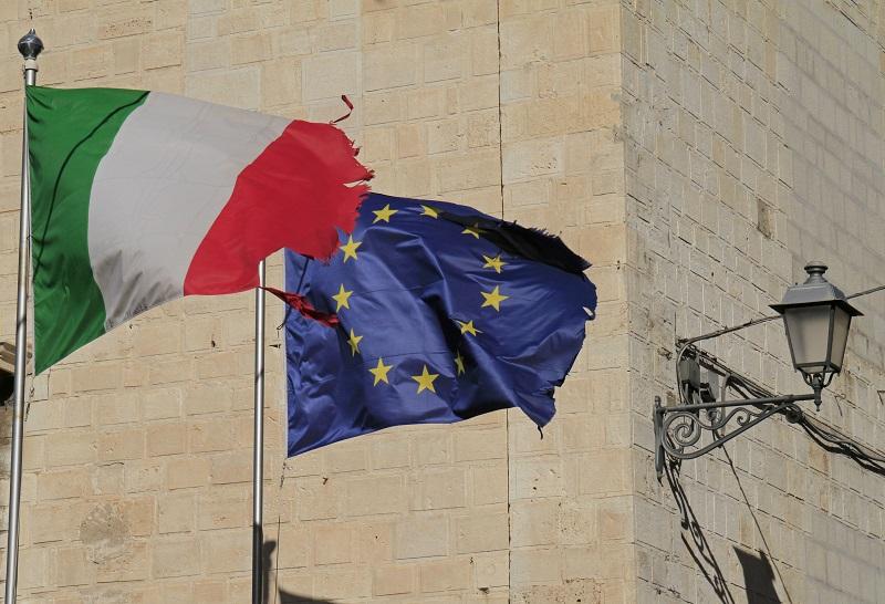 Italeave? Political Crisis Causes Havoc in the Italian Bond Market