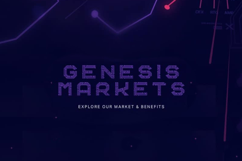 Genesis Vision Introduces Genesis Markets, a New Chapter in crypto trading