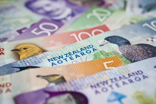 NZD slips on trade data