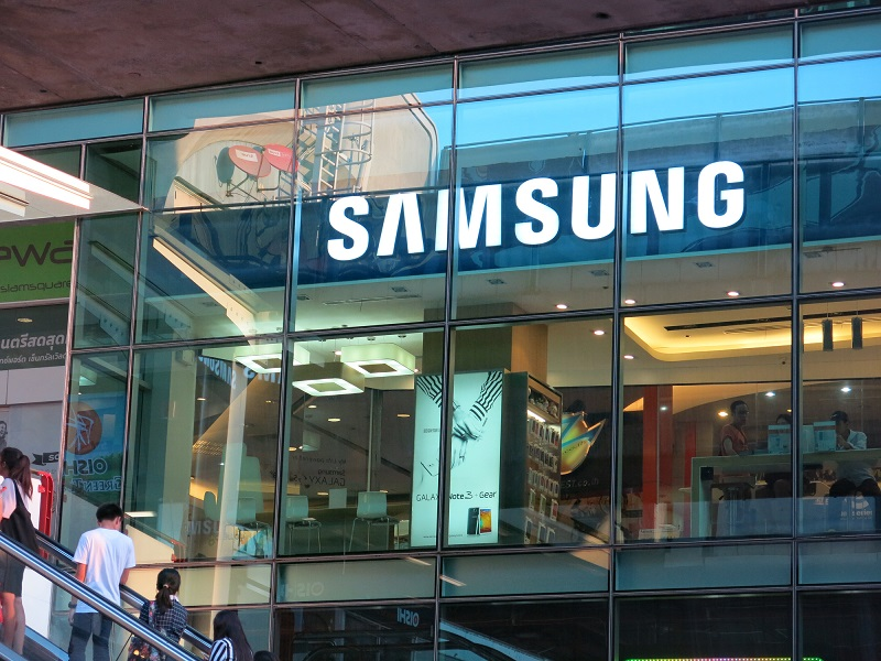 Samsung Says Yes to Cryptocurrency Payments