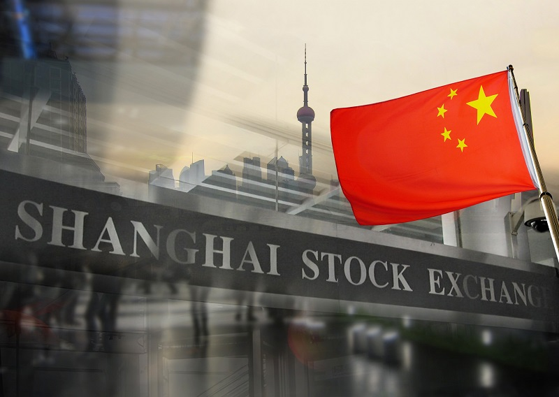 Chinese Bourses Falling for the Third Week in a Row