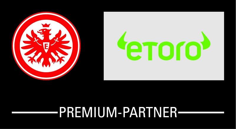 Two Leaders in Their Fields Join Forces: eToro is Eintracht Frankfurt's New Premium Partner