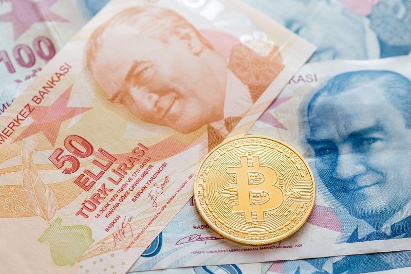 Turkish Residents Turn To Cryptocurrency As U.S Triggers 'Economic War'