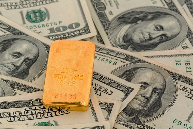 Gold Edges Up, Dollar Softens while Pound Holds above $1.30