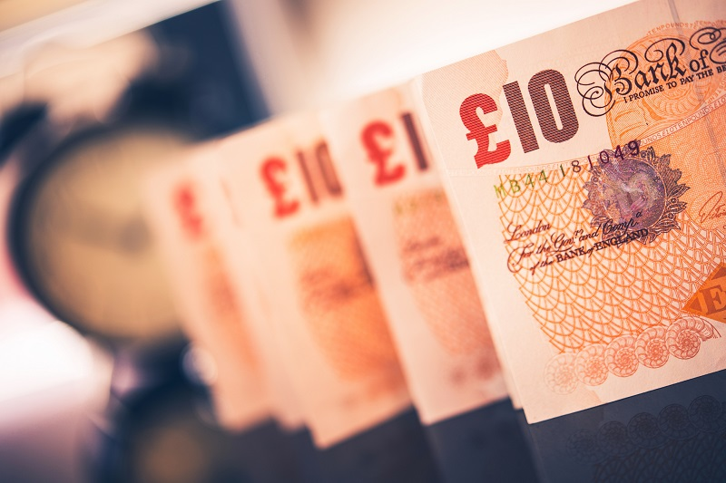 Pound Boosted by Retail Sales, EU Summit in Focus