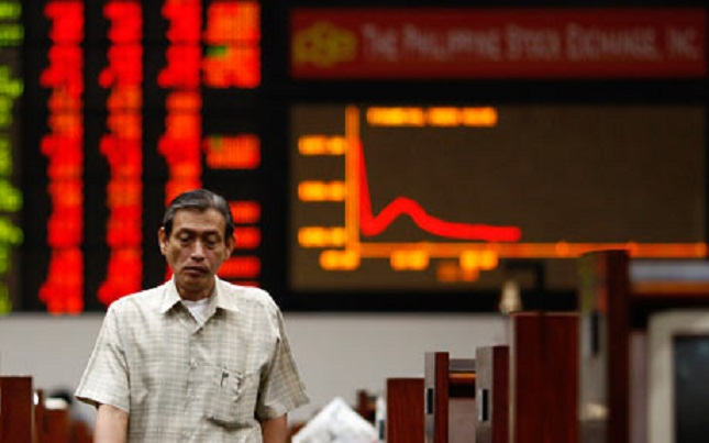 China's Stock Market Falls More Than 4%; Global Stocks Drop on Higher Bond Yields