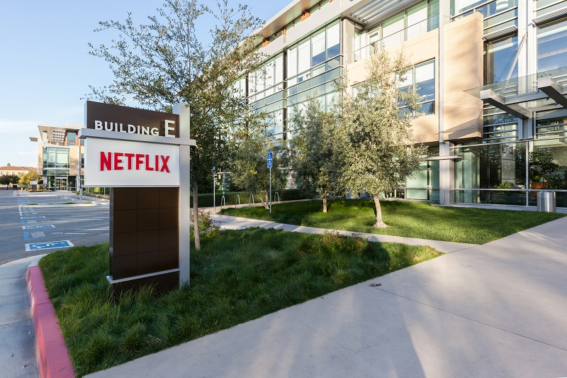 Netflix Rockets After New Subscribers Fuel Blockbuster Q4 Sales