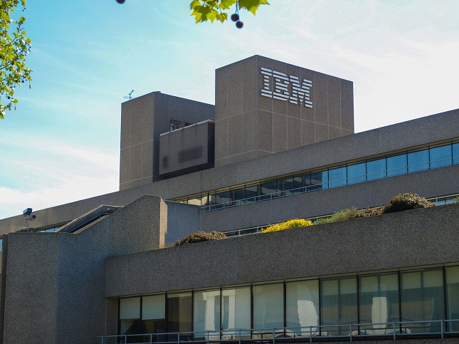 IBM Poised for Breakout After Earnings and Sales Top Estimates