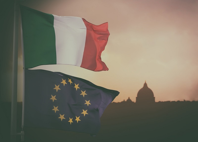 Can Italy Be the Next Greece?