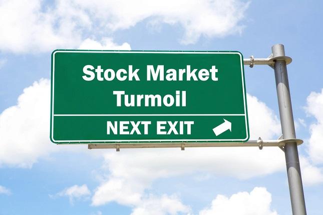 U.S. Stocks Tumble on Fear Economy is Poised to Weaken