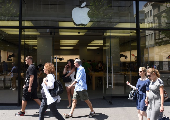 Has Apple Topped Out?