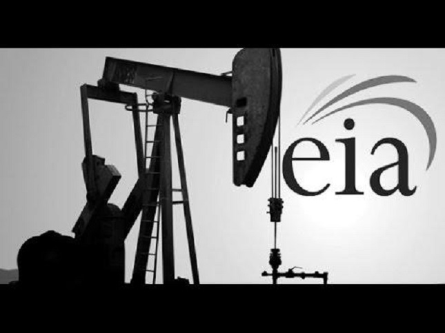 EIA Oil Report
