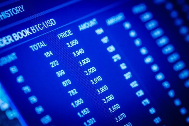 Bitcoin Price Slowly Creeps Down