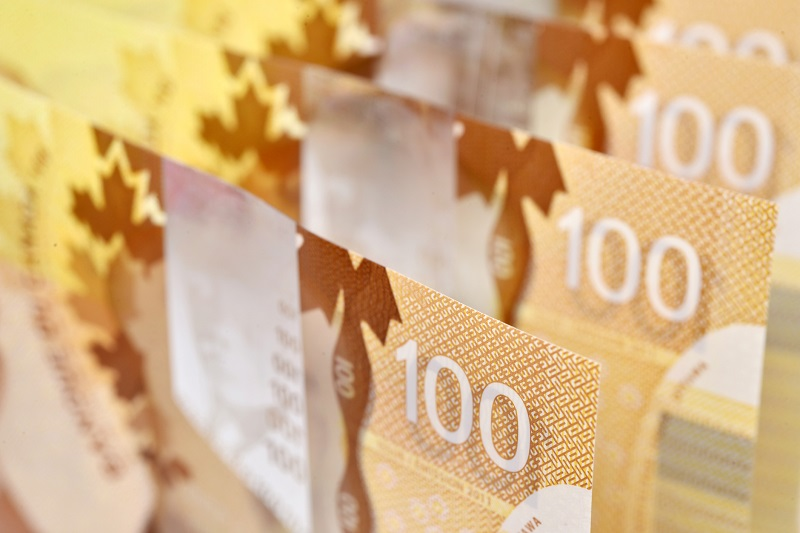USD/CAD Daily Price Forecast – The Loonie Pair Broke Previous Strong Support Line of 1.3370