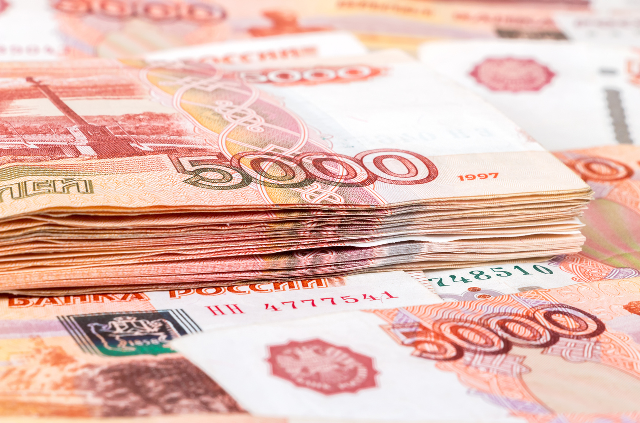 Russian Ruble Reattempts to Resume Bullish Trend