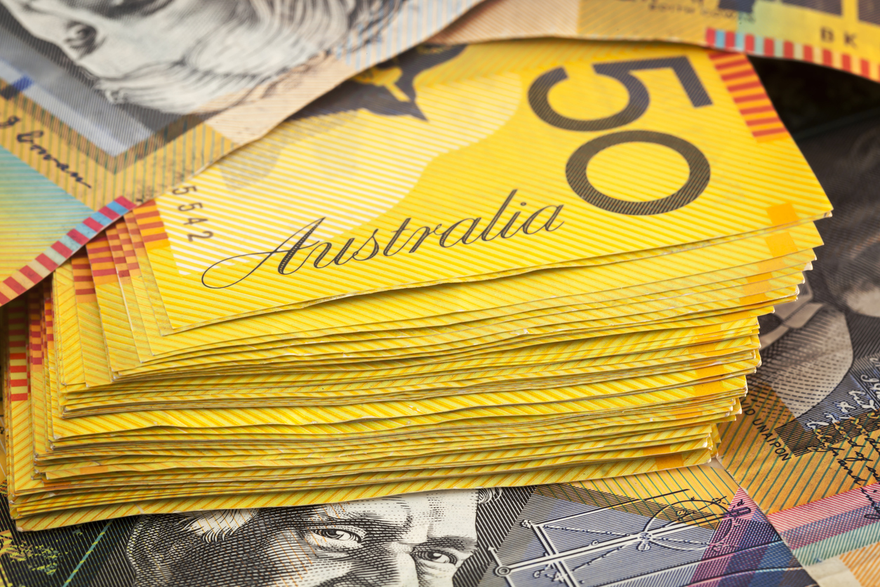 AUDUSD at New Monthly Month Low as Data Suggest China Economy Remains Soft