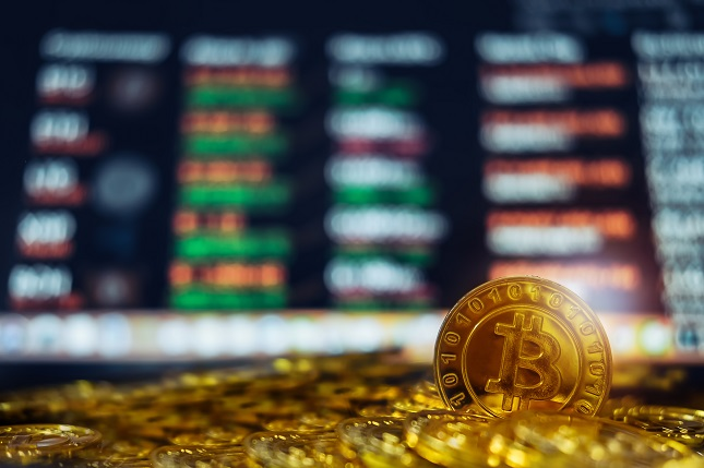 Bitcoin's skyrocket growth: the Wall Street sharks are in